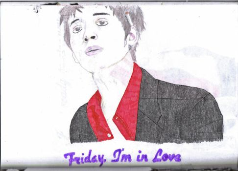 Friday, I'm in Love by notfree