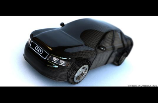 WIP Audi A4 by Fall0ut