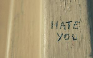 Hate You by Ming-Shuw
