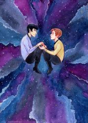 TOS Star Trek - Hands by MaryIL