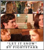 Let it Snow by memoriesgrow