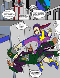 Aeon Comic Prototype Pg 1 by AndroidAR