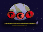Fiction Universe Pro Logo. by twinkid