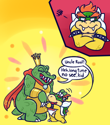 Uncle Rool by CreamChao427