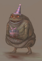 Birthday Creature by Khalo
