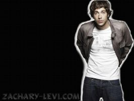 Zachary Levi Wallpaper by miche77er