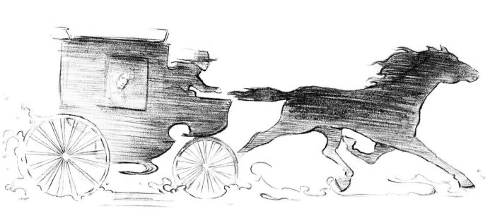 Carriage (Dinkus for Resonance) by tinycoward