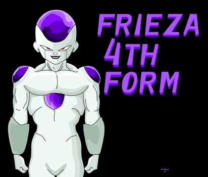 Frieza in his final form 20% form by Metalhead211