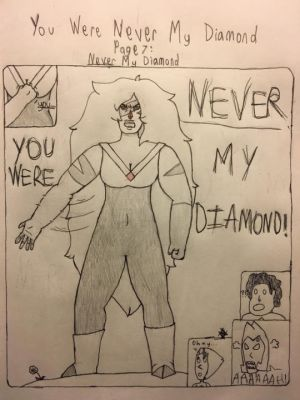 You Were Never my Diamond Page 7 by xXMr-LinkXx