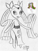 My brother's Fakemons - 01 by DanOblong