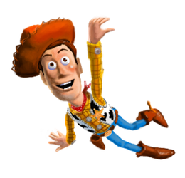 Woody by JohnHornsby