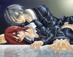 Vampire Knight: You Are Mine by mintleaf-MT