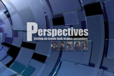 Perspectives Title screen by GreyAreaRK1