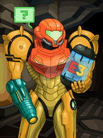 E3 2018 Hype: Metroid by Miltonholmes