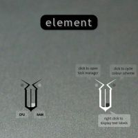 Element CPU RAM 1.1 by redblackproduction