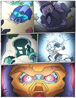 The Toa- 7- Surge of power by NickOnPlanetRipple