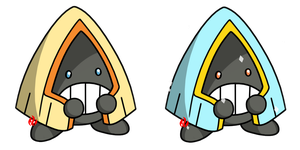 Pokemon #361 - Snorunt by Fyreglyphs