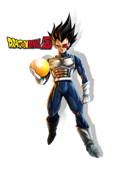 Sketch Vegeta armour 2 to Namek! by LANZAestudio