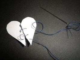 can you fix a broken heart? 2 by KateTale