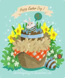 Happy Easter Day! by christasyd