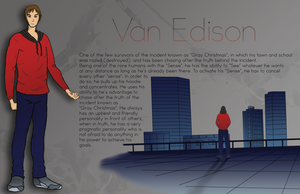 Van Edison by TrNxSLAYER