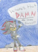 Shadow and the Damn Emerald by TheInsanityZone