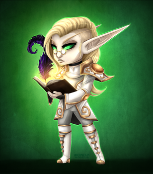 Commission: Mikhesch by Varjopihlaja