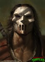 Casey Jones by DaveRapoza