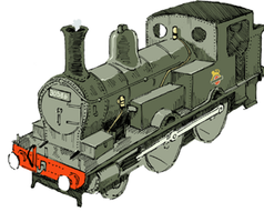 Beattie Well-tank Loco by PowFlip