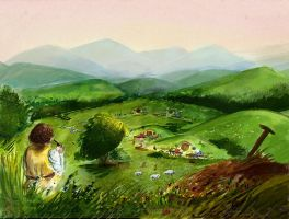 The Shire by Ines92