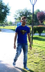 Super Man Is Back by sakhar