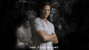 Sam Winchester by Nikky81