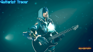 Guitarist Tracer [SFM] by Sandstorm-Arts