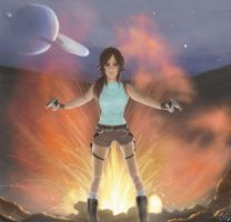 Tombraider by artfreaksue