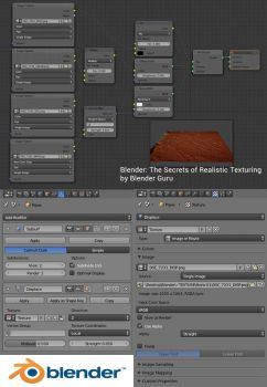 Blender The Secrets of Realistic Texturing by faezzz92