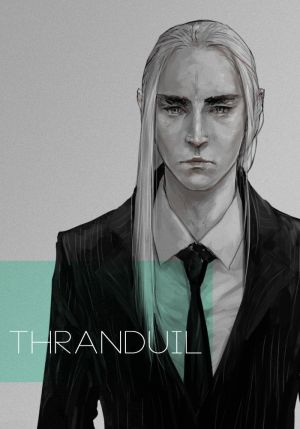 Thranduil x Orc Reader: Beauty Tamed the Beast Pt3 by