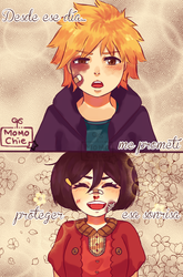 promised myself to protect that smile by MomoChiee