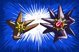 The Staryu Family