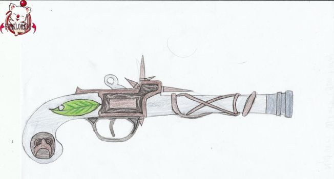 Nature's Wrath (Gun form) by Folklore13