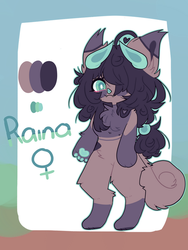 Raina [Approved MYO] by Lovincats4ever