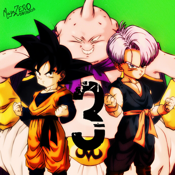 Dragon Ball Z Super Butouden 3 by soteriosalles