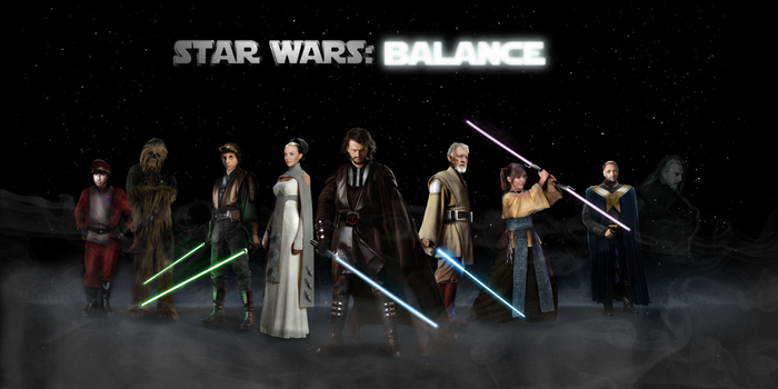 STAR WARS: Balance by DarthDestruktor