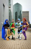 Titans GO! by Twin-Cosplay