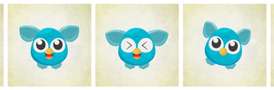 Furby by chubbypillow