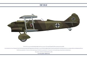 Fiat CR32 Germany 1 by WS-Clave