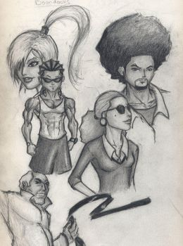 Boondocks Grown Up by JustTheCleric