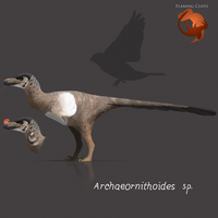 FC Archaeornithoides by Midiaou