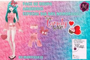 PACK-AMOUR SUCRET by Marylusa18
