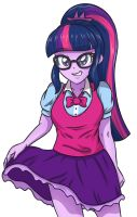 Twilight sparkle by sumin6301