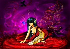 Madame Butterfly by kika1983
